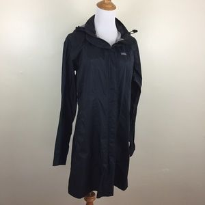 PATAGONIA Detach Hood Velcro Sleeve Light Jacket